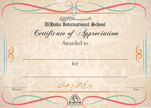 21 Certificate of Appreciation Templates \u2013 Free Samples, Examples - Examples Of Certificates Of Recognition
