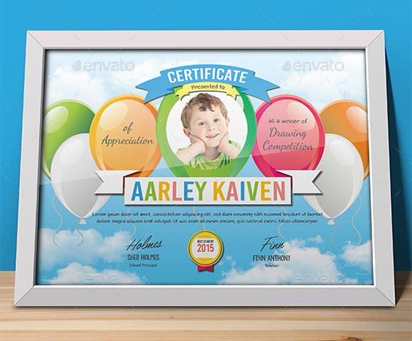 sample certificates for kids node2003-cvresumepaasprovider