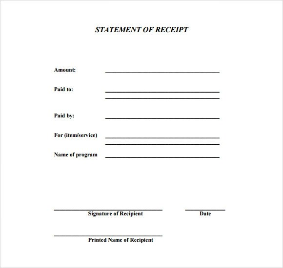 payment received receipt template - Boatjeremyeaton - payment received receipt template