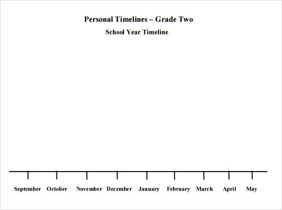 Personal Timeline Template   Tolg.jcmanagement.co