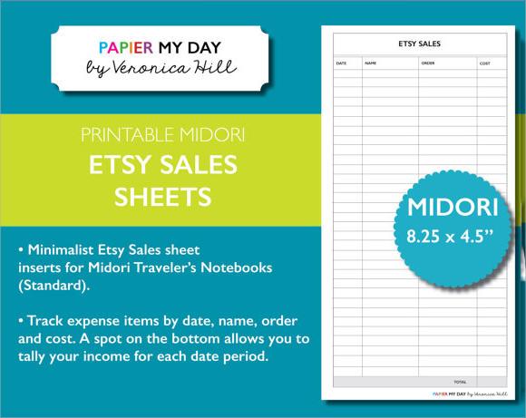 sales templates excel