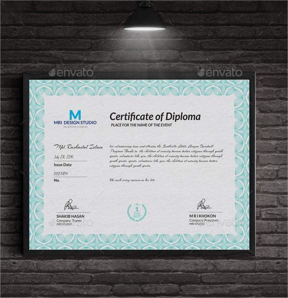 10+ Scholarship Certificate Templates \u2013 Free Samples, Examples