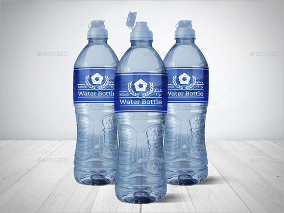 7+ Water Bottle Label Templates - Free Samples , Examples , Format