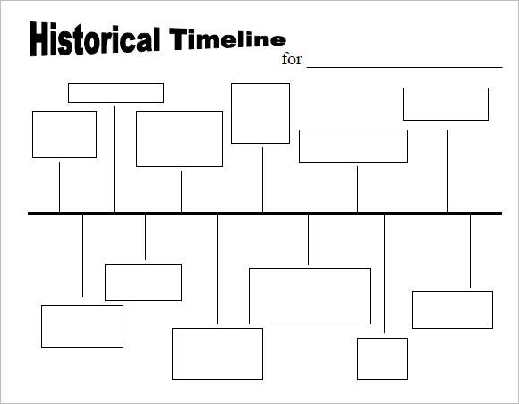 9+ Timeline Templates for Kids u2013 Samples , Examples , Format - sample personal timeline