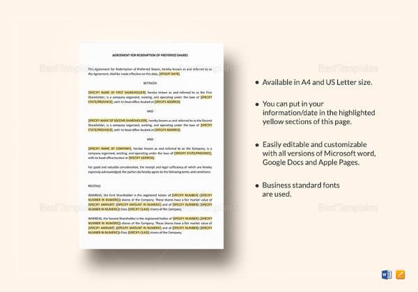 11+ Sample Profit Sharing Agreements Sample Templates