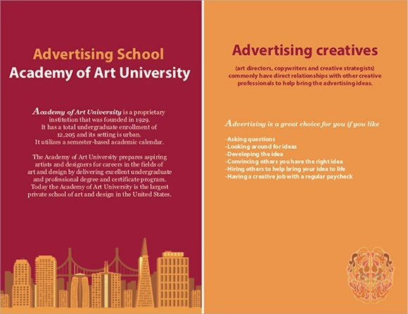 10+ College Brochures Sample Templates
