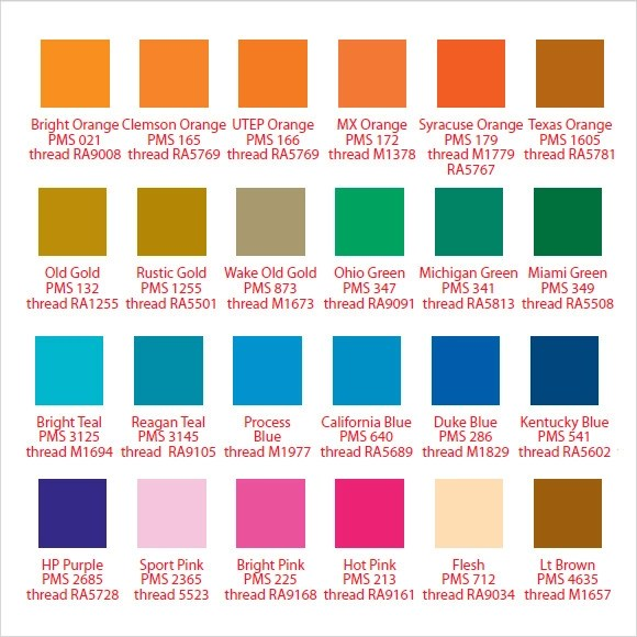 Pms Color Chart Pantone Color Guide Book As Well As Thumb Thumb - sample pms color chart
