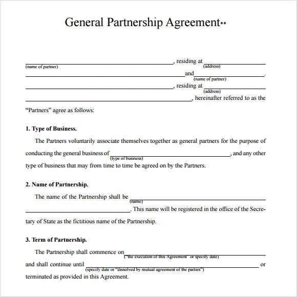11+ Sample Joint Venture Agreements Sample Templates