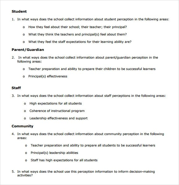 9+ Needs Assessment Samples Sample Templates - needs assessment templates