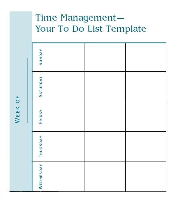10+ To Do List Samples Sample Templates