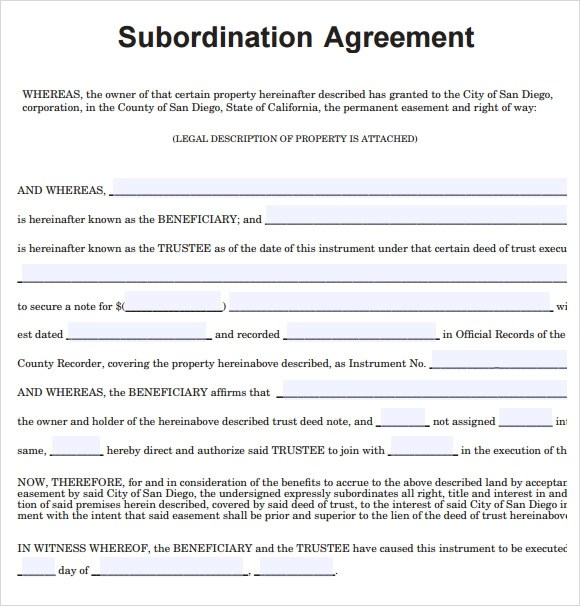 Attractive Sample Letter Of Request In Business Sample Business Letters And  Forms 4hb Sample Subordination Agreement