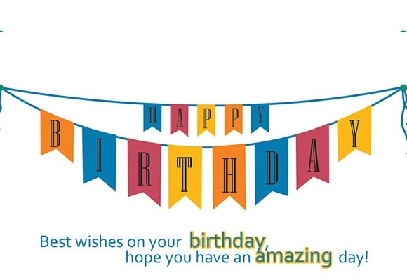 Online Printing Greeting Cards Email Greetings Free Personalized - sample happy birthday email