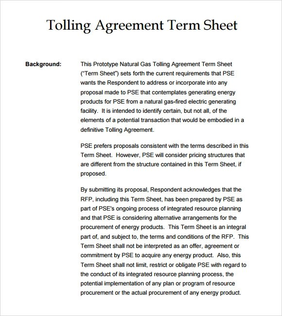 tolling agreement template env-1198748-resumecloud