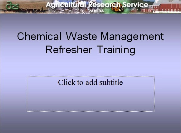 Waste Management Powerpoint Template - 28 Images - Waste - waste management ppt