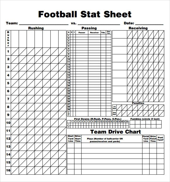 Basketball Stats Sheet Template | Police Resumes