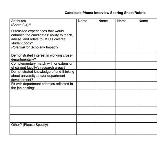 Resume Screening Sheet | Cv U Europass Format