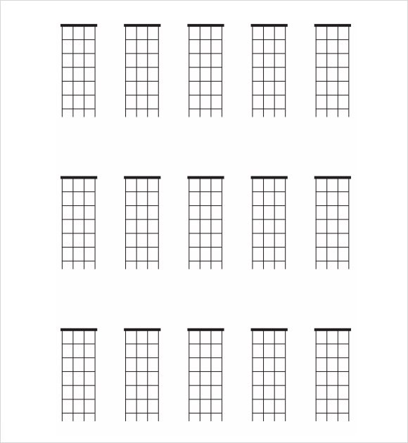 7+ Sample Mandolin Chord Charts Sample Templates