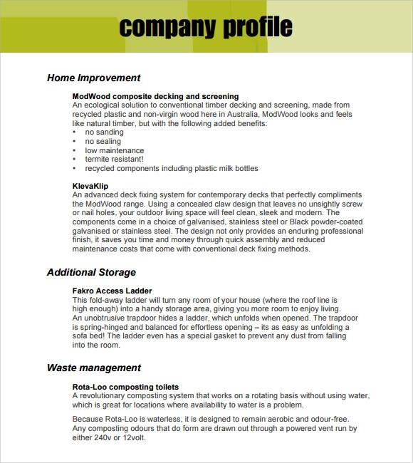 accounting firm profile pdf free