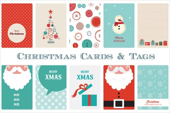 10 Sample Christmas Tag Templates to Download Sample Templates