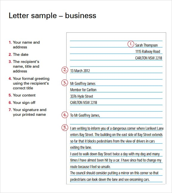 Offer Letter Format Us | Free Cover Letter Templates