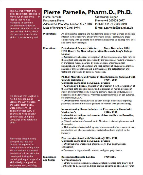 mcsa fresher resume sample