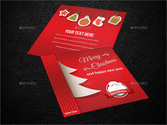 21 New Year Greeting Card Templates to Download Sample Templates