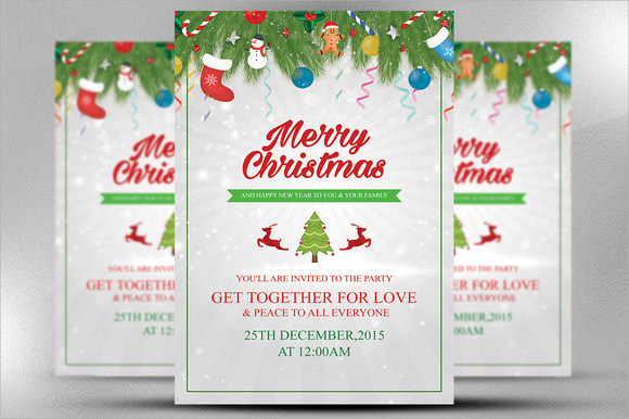 Sample New Year Invitation Templates - 24+ Download Documents in - get together invitation template