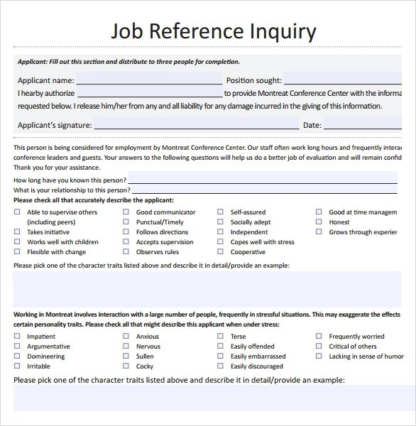 references in resume examples