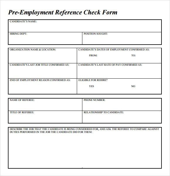 Employment Reference Letter Sample Uk | Create Professional