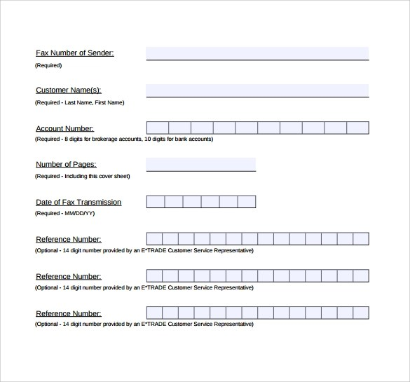 Example Fax Cover Sheet Examplesbillybullock - sample business fax cover sheet