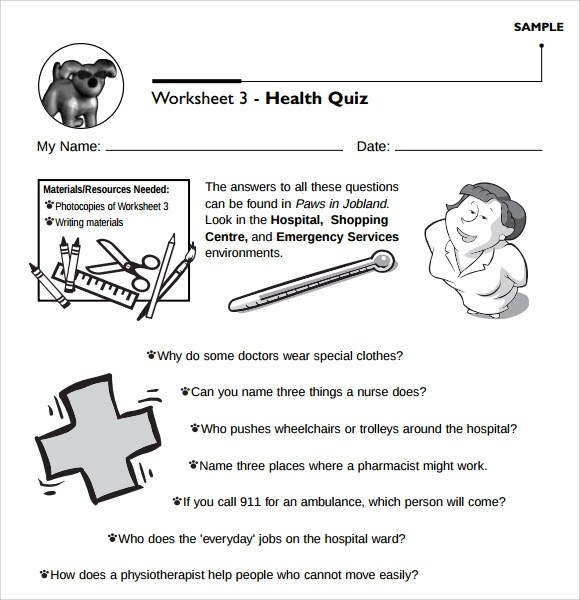 Sample Elementary Lesson Plan Template - 8+ Free Documents Download