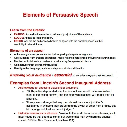 how to write a persuasive speech template - Minimfagency