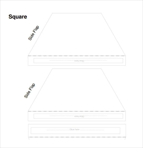 small envelope template - Thevillas - Small Envelope Template