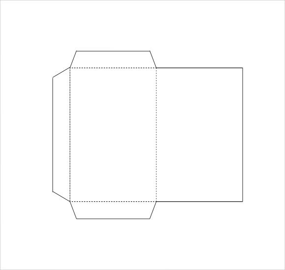 8 Small Envelope Templates to Download for Free Sample Templates