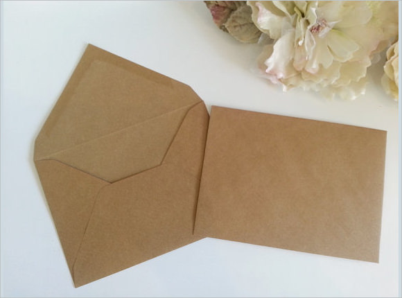 Sample 5x7 Envelope Template - 8+ Documents in PDF , Word , PSD - sample 5x7 envelope template