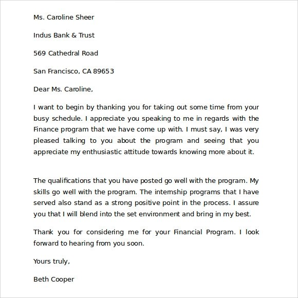 Business Letter Sample Sample Online Marketing Letter Marketing - sample thank you for your business letter