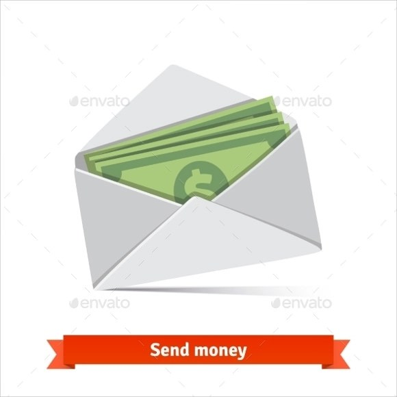 12 Money Envelope Templates to Download Sample Templates - sample money envelope template