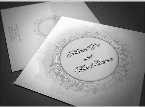 20+ Sample Wedding Card Envelopes - PSD, EPS, AI