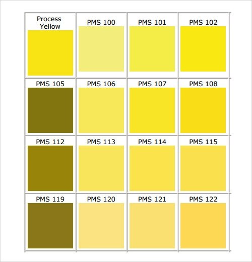 Sample Pms Color Chart simpletext - sample pms color chart