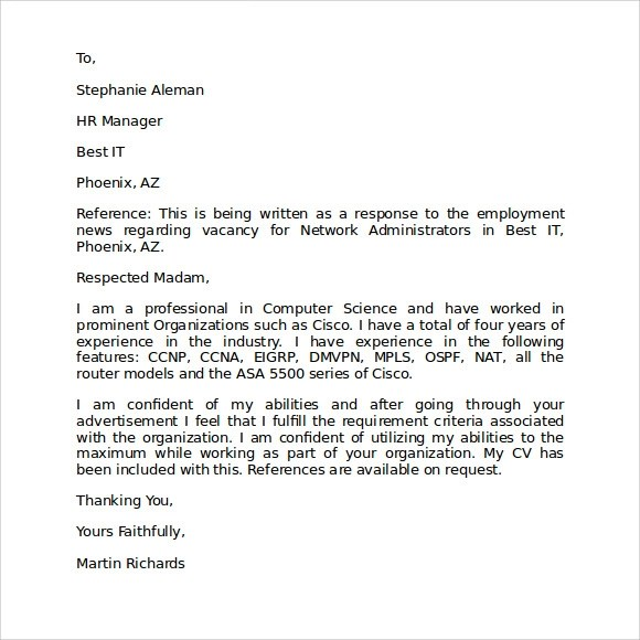 sample employment letter of intent - Ozilalmanoof - letter of intent sample
