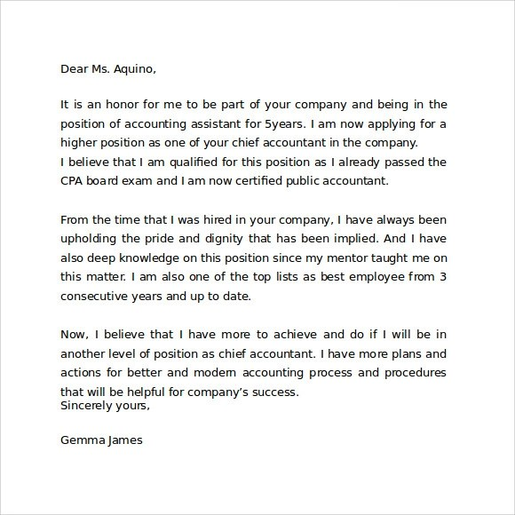 sample cover letter for tenure and promotion