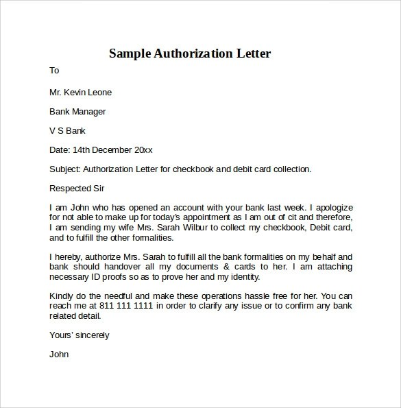 Work authorization letter oakandale theunificationletters 10 letter of authorization templates sample templates spiritdancerdesigns Image collections