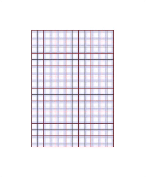 Sample Excel Graph Paper Template - 6+ Free Documents Download In - free graph paper templates