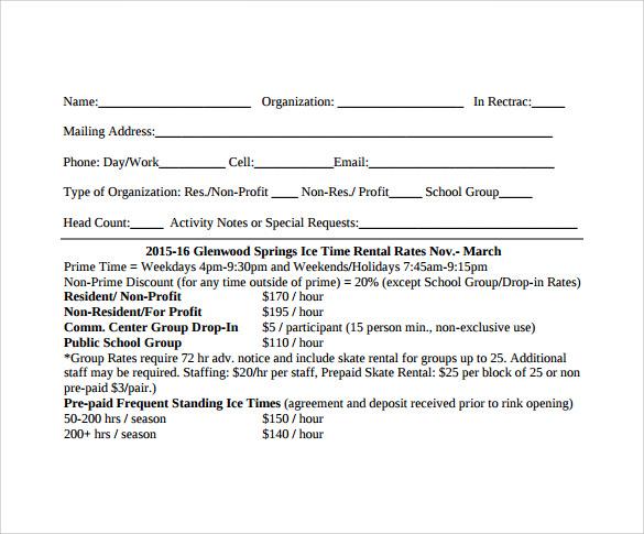 free download rental agreement