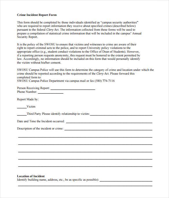 crime report website template - 28 images - promotion letter exle
