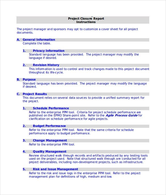 Agreement Closure Format  Create Professional Resumes Online For