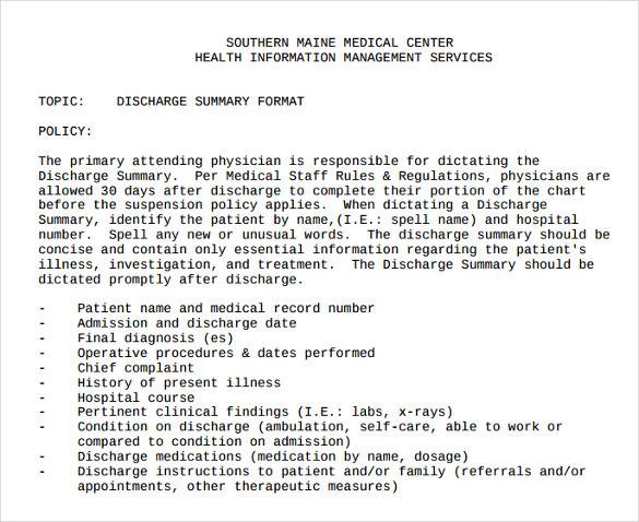 Sample Contract Summary Template madebyrichard - sample contract summary template
