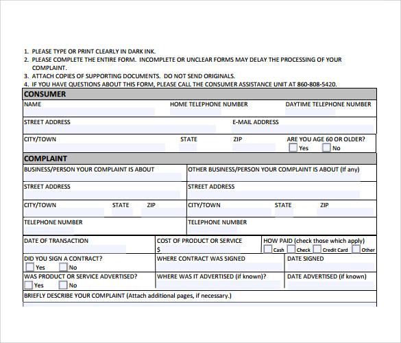 Complaint Format  NodeCvresumePaasproviderCom