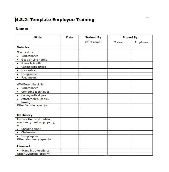 Induction Checklist Template Employee Safety Induction Checklist - checklist sample template