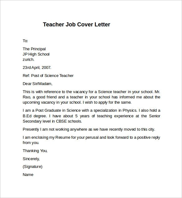 cover letter examples education teacher sample resume cover letter examples of teacher assistant resumes examples of - Teacher Resume And Cover Letter